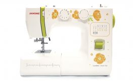 JANOME EXCELLENT STITCH 15A JANOME Excellent Stitch 15A  фото №8