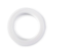 Флизелиновая лента для стабильности срезов, белая (10 мм)