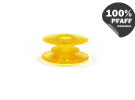 Шпулька пластиковая (желтый) (20,2*8,2 мм) 820921096 фото №2