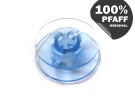 Шпулька голубая пластиковая (21,2*7,2 мм) 820779096 фото №3