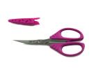 Ножницы для шитья с изогнутыми лезвиями (140 мм) EL-0140CB фото №2