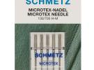 Иглы Microtex №60 (5 шт.) 32484 фото №1