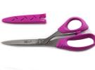 Ножницы портновские, розовые (202 мм) EL-0202 фото №2