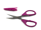 Ножницы для шитья с изогнутыми лезвиями (140 мм) EL-0140CB фото №1