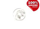Шпулька прозрачная пластиковая (20,5*11,7 мм) 01675 фото №3