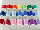 Двойной набор вышивальных ниток Rayon (1000 м.) (42 шт.) 8042 фото №3