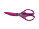 Ножницы для шитья с изогнутыми лезвиями (140 мм) EL-0140CB фото №3