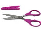 Ножницы портновские, розовые (178 мм) EL-0178 фото №1