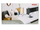 Удлинительный стол без ножек с регулируемой направляющей 821181096 фото №1