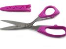 Ножницы портновские, розовые (202 мм) EL-0202 фото №1