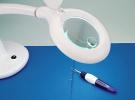Лупа с подсветкой с приспособлением на подставке 610714 фото №4