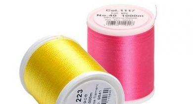 Вышивальная нить для машинной вышивки
