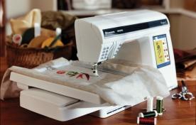 Компьютерные швейные машинки