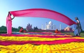 Индийские ткани – шик и изысканность