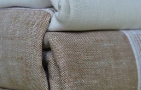 Льняная ткань и ее особенности